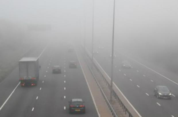 Travel alert as fog causes disruption across south