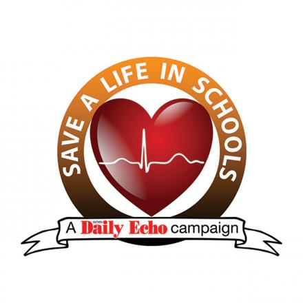 St John's Ambulance backs Daily Echo campaign to save lives in schools