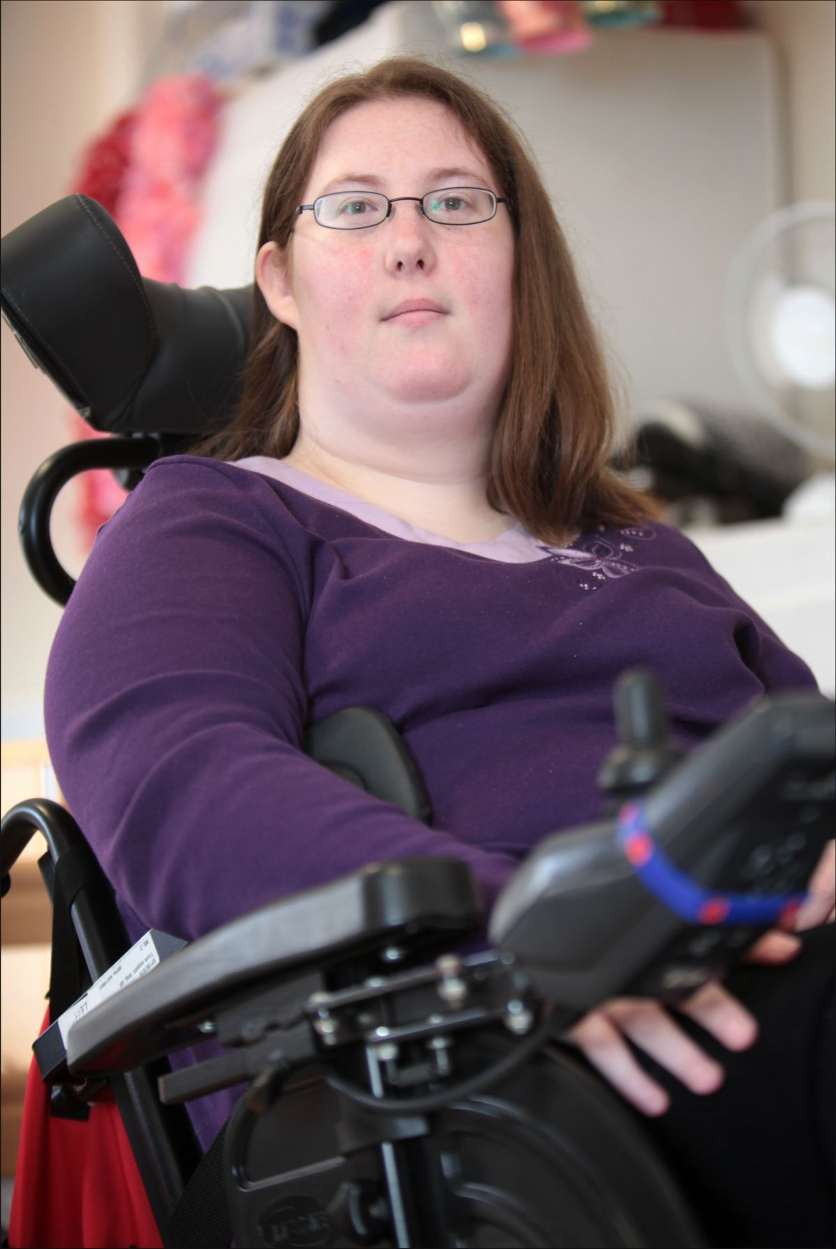 I woke up paralysed - and doctors can't find a physical reason for it