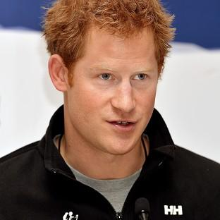 Daily Echo: Prince Harry suffered during his South Pole trek