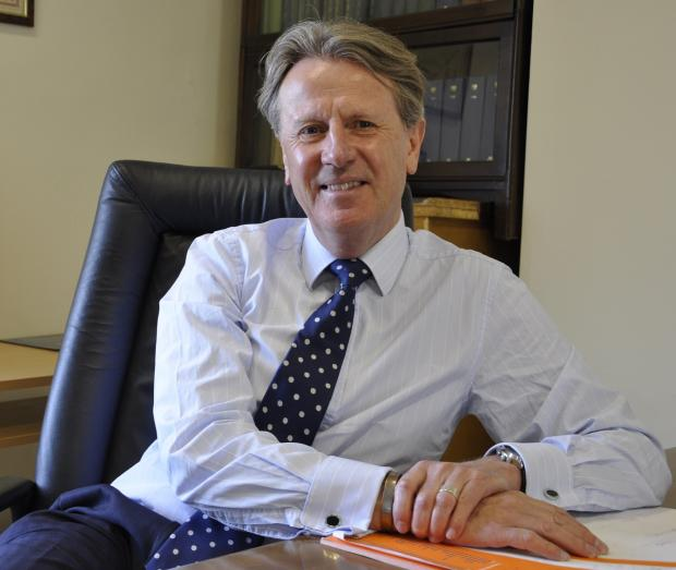 Daily Echo: Hampshire Chamber chief executive Stewart Dunn