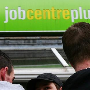 Daily Echo: New figures have revealed another fall in the jobless total.