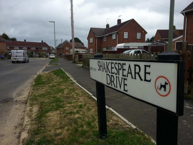 Daily Echo: Shakespeare Drive, where Ayshea Evans dealt drugs from her home