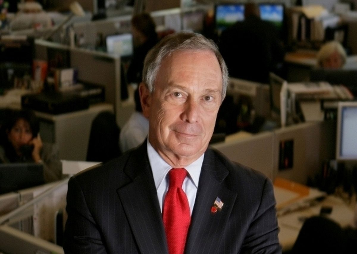 The Mayor's Challenge competition was launched by Former New York Mayor Mike Bloomberg, pictured