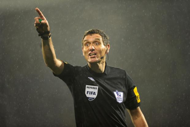 Andre Marriner to referee Saints
