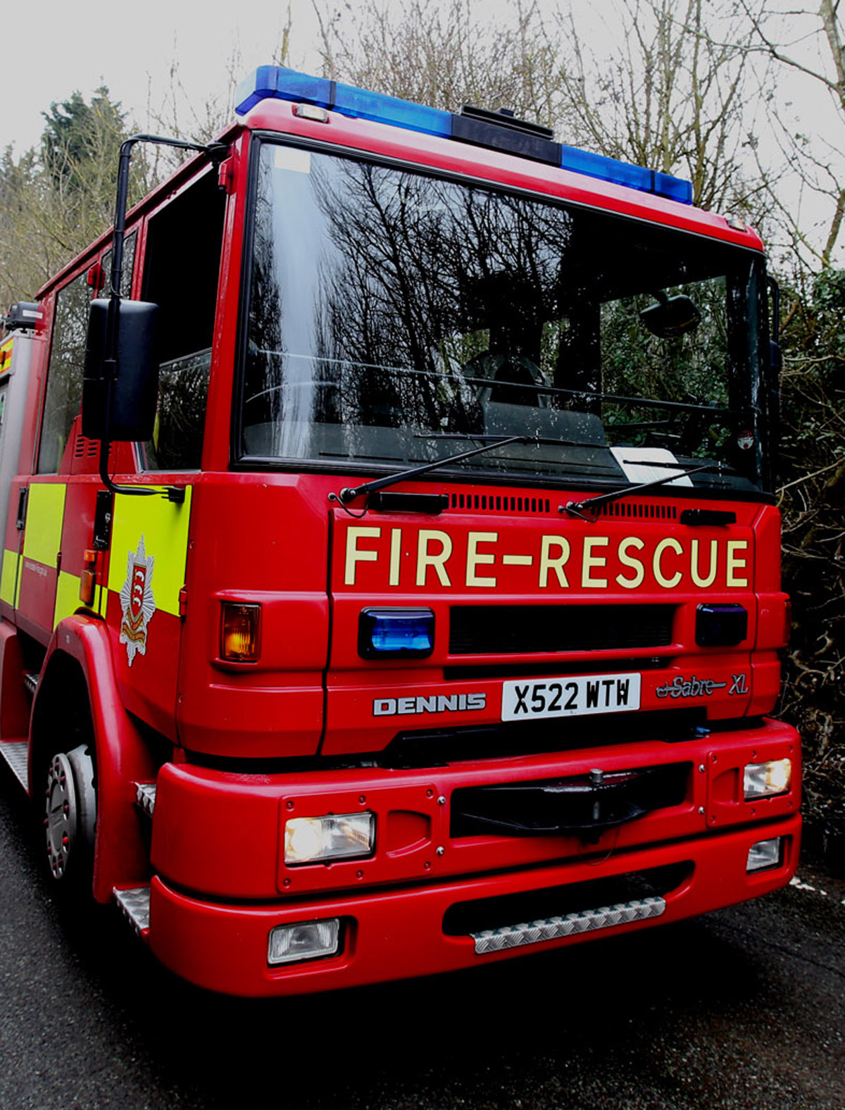 Car Fuse Box On Fire Expert Schematics Diagram Firefighters Called To Put Out At House In Duddon Caught