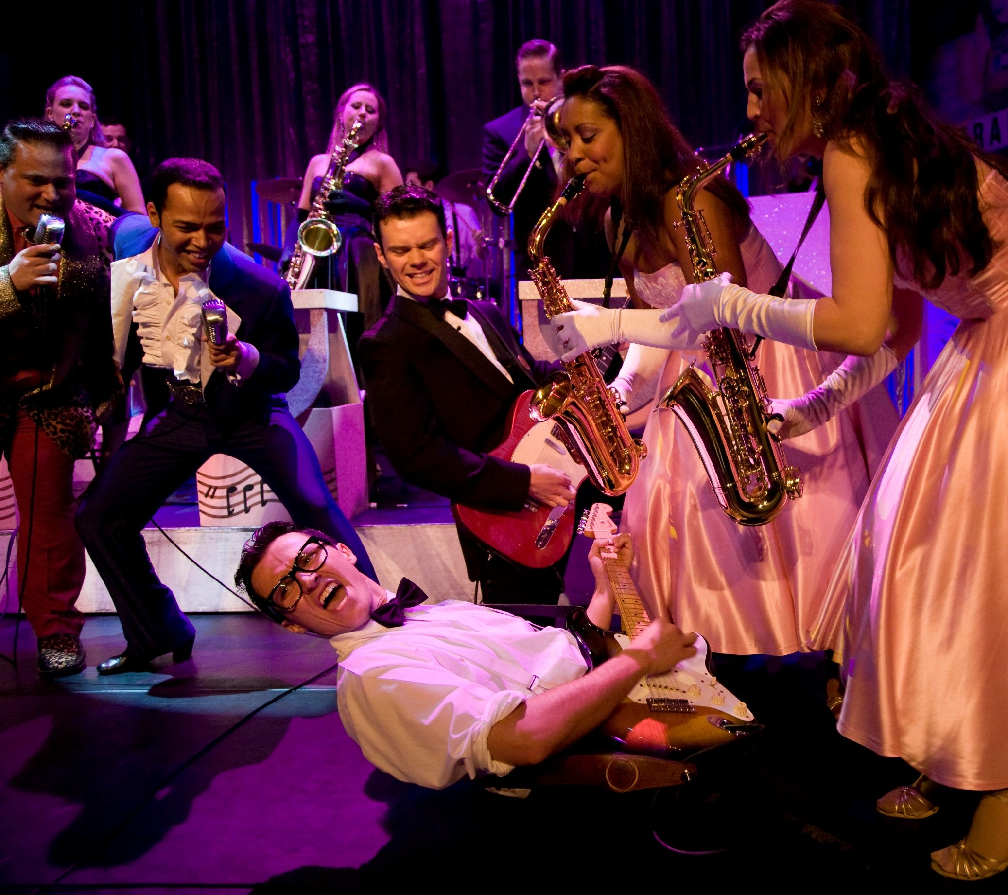 Buddy: The Buddy Holly Story comes to The Mayflower