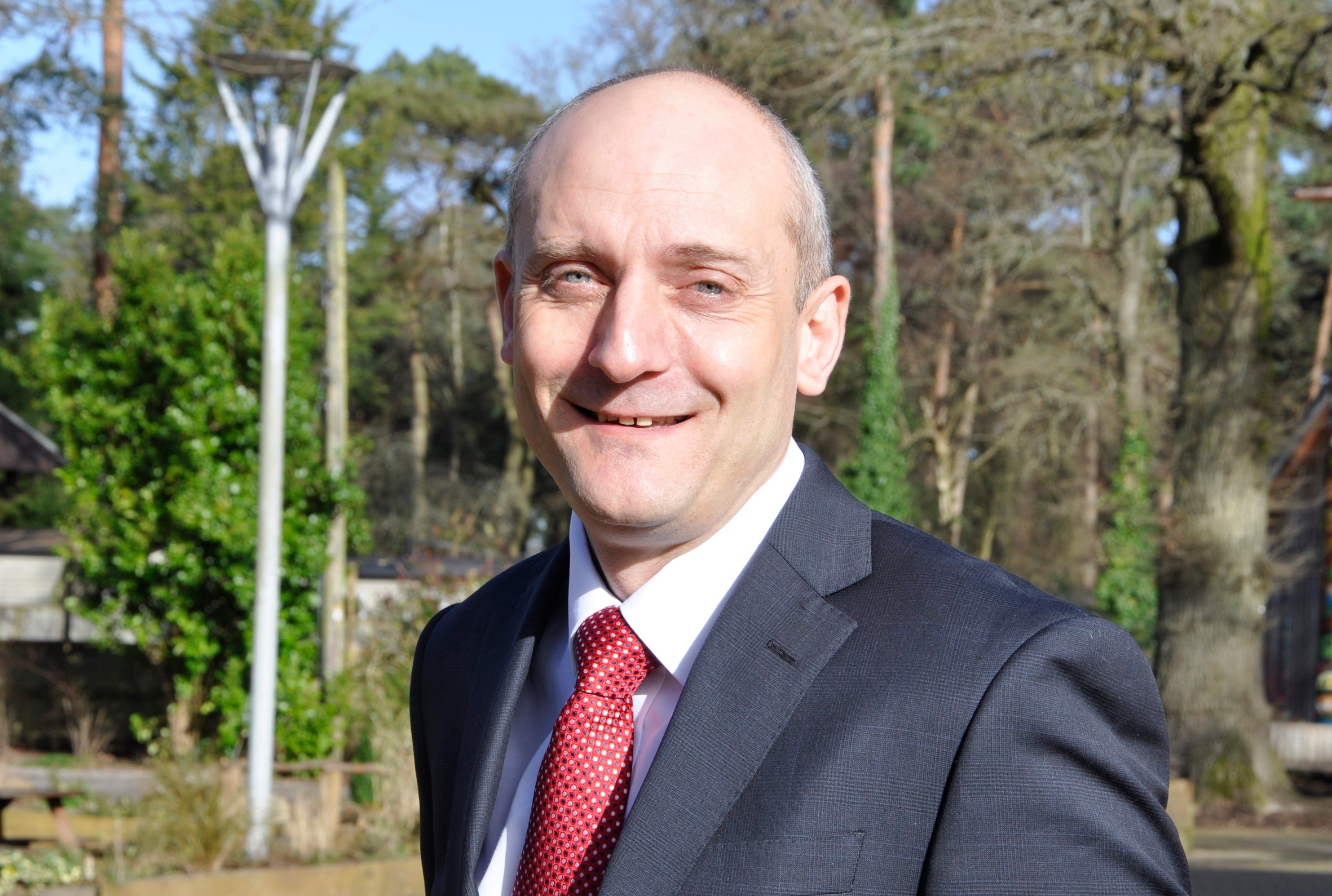 Mark Baulch will work from Hampshire Chamber of Commerce's Fareham Office