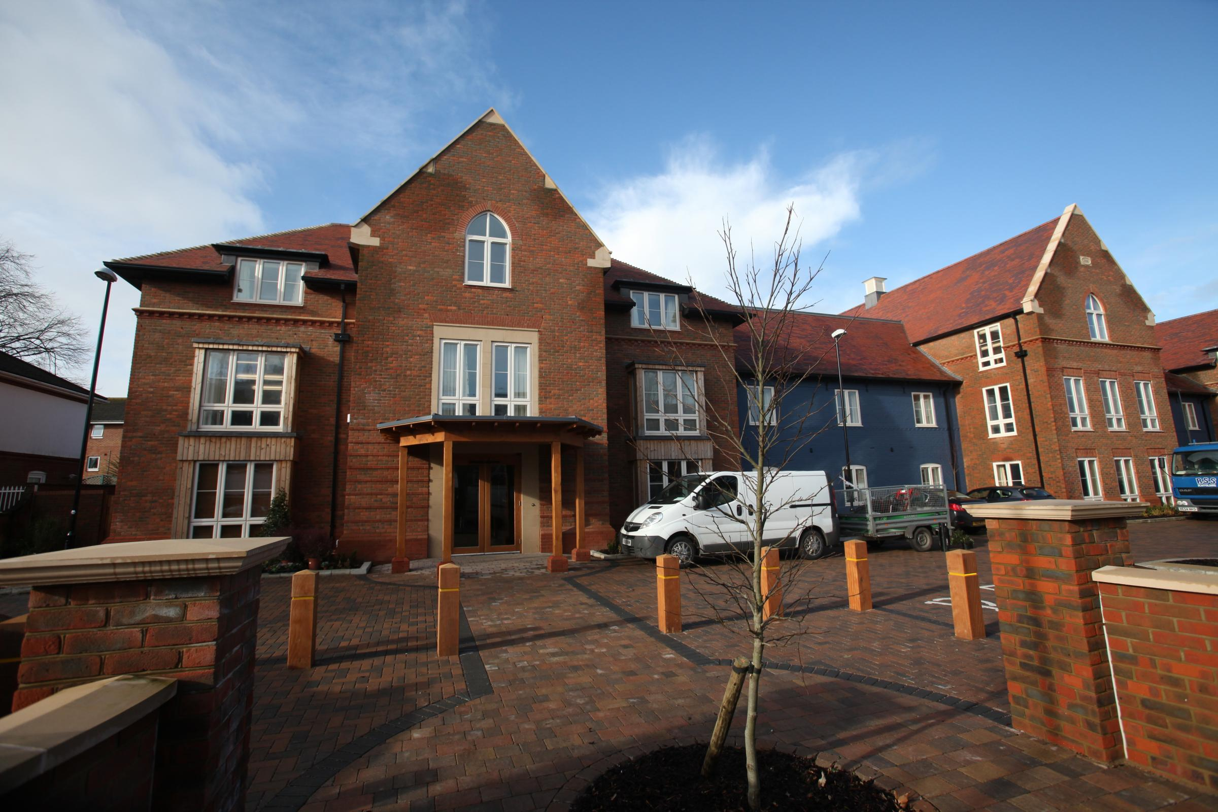 Linden House is the new site for Colten Care in Lymington