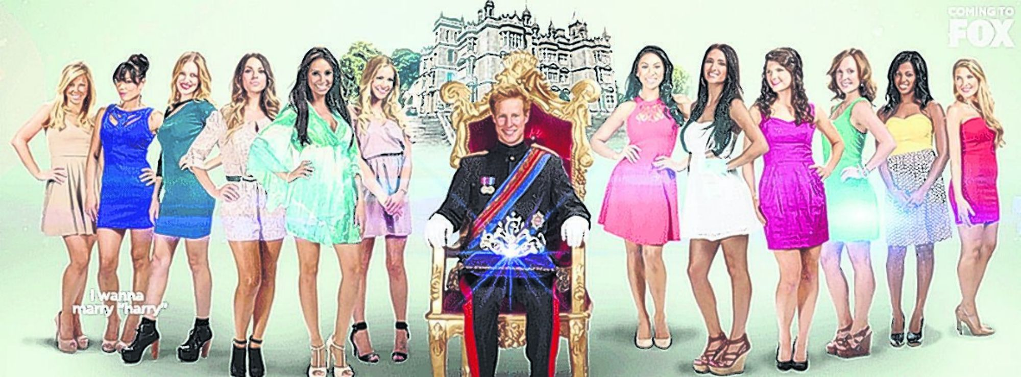 Graduate poses as Prince Harry for new TV show