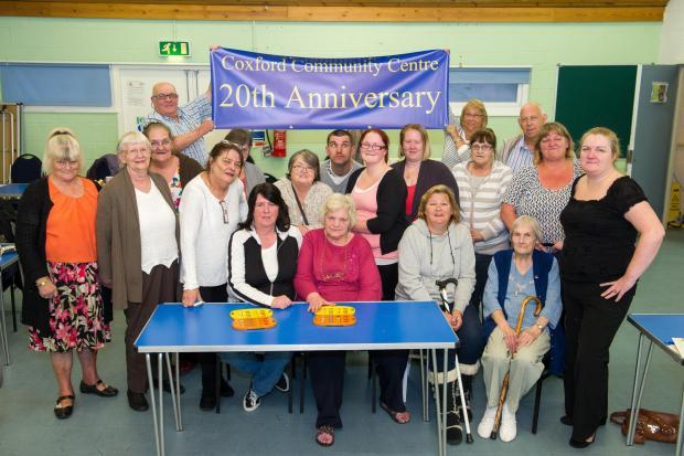Centre hits its 20th year