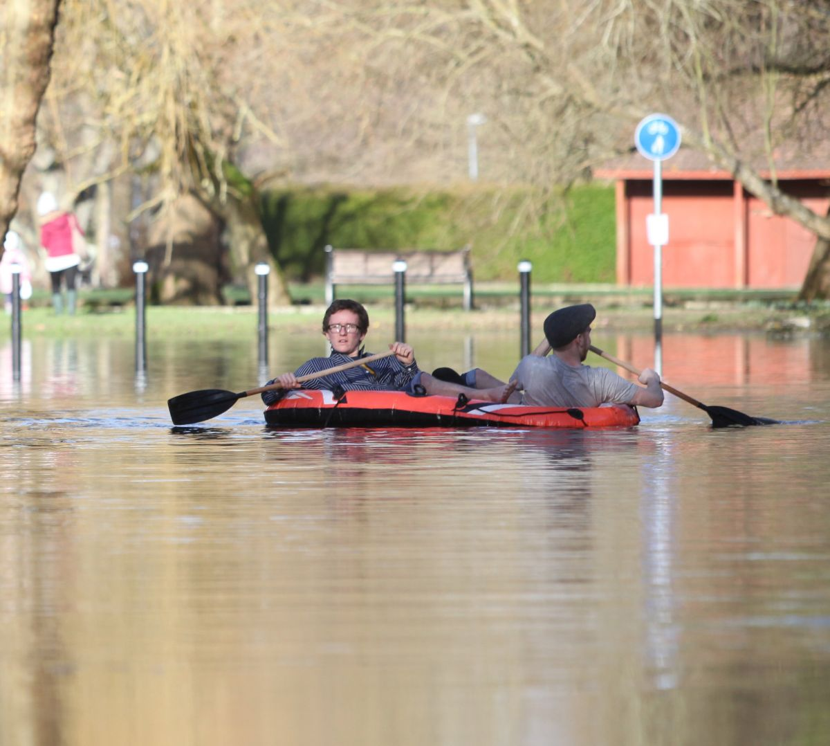 £63m bill for floods clean-up