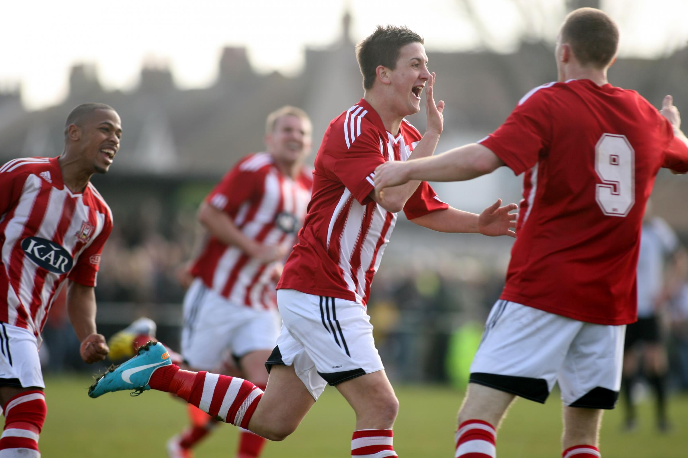 Sholing are champions
