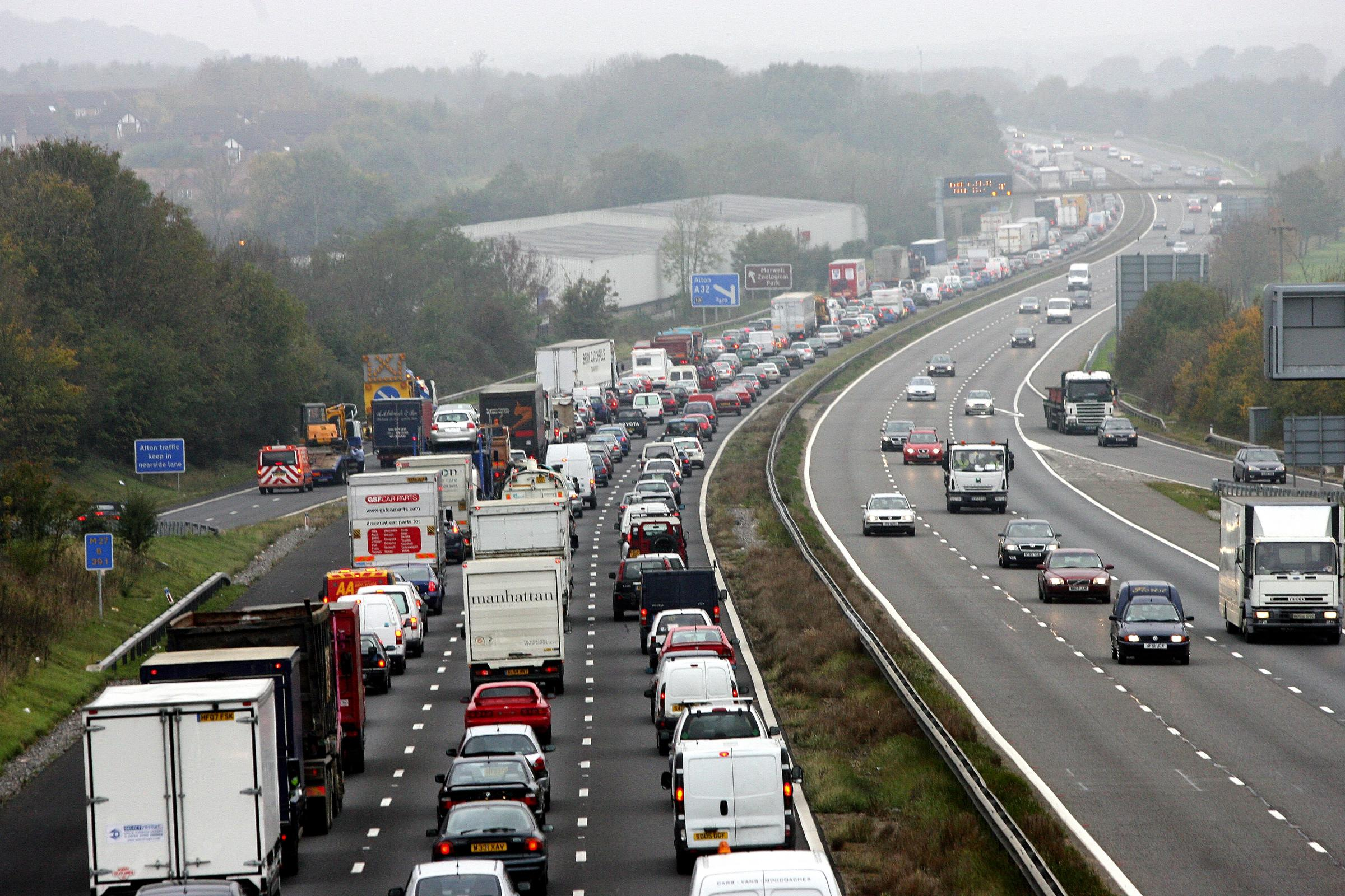Motorway works 'essential to growth of the city'