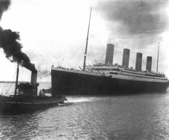 Letter about Titanic's 'near miss' in Southampton up for auction