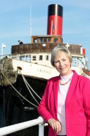 Landmark tug to feature on TV