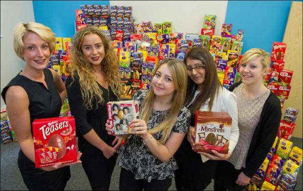 Easter treats for city youngsters
