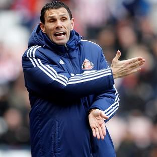 Daily Echo: Gus Poyet has dismissed online rumours that he could resign from his role