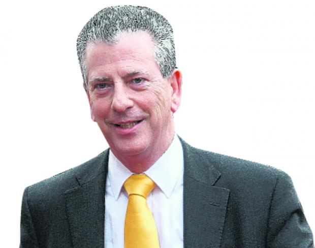 Eastleigh MP Mike Thornton