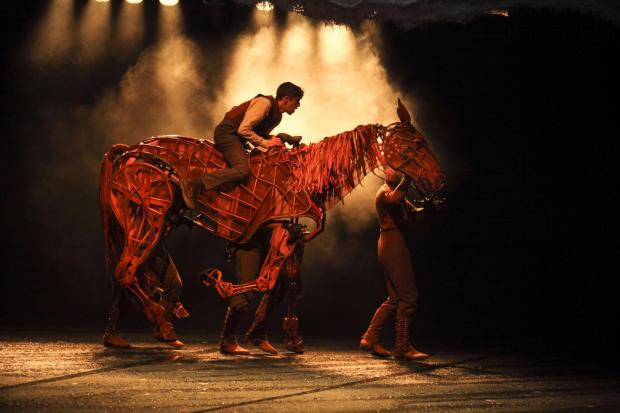 Daily Echo: War Horse is biggest hit ever for Mayflower