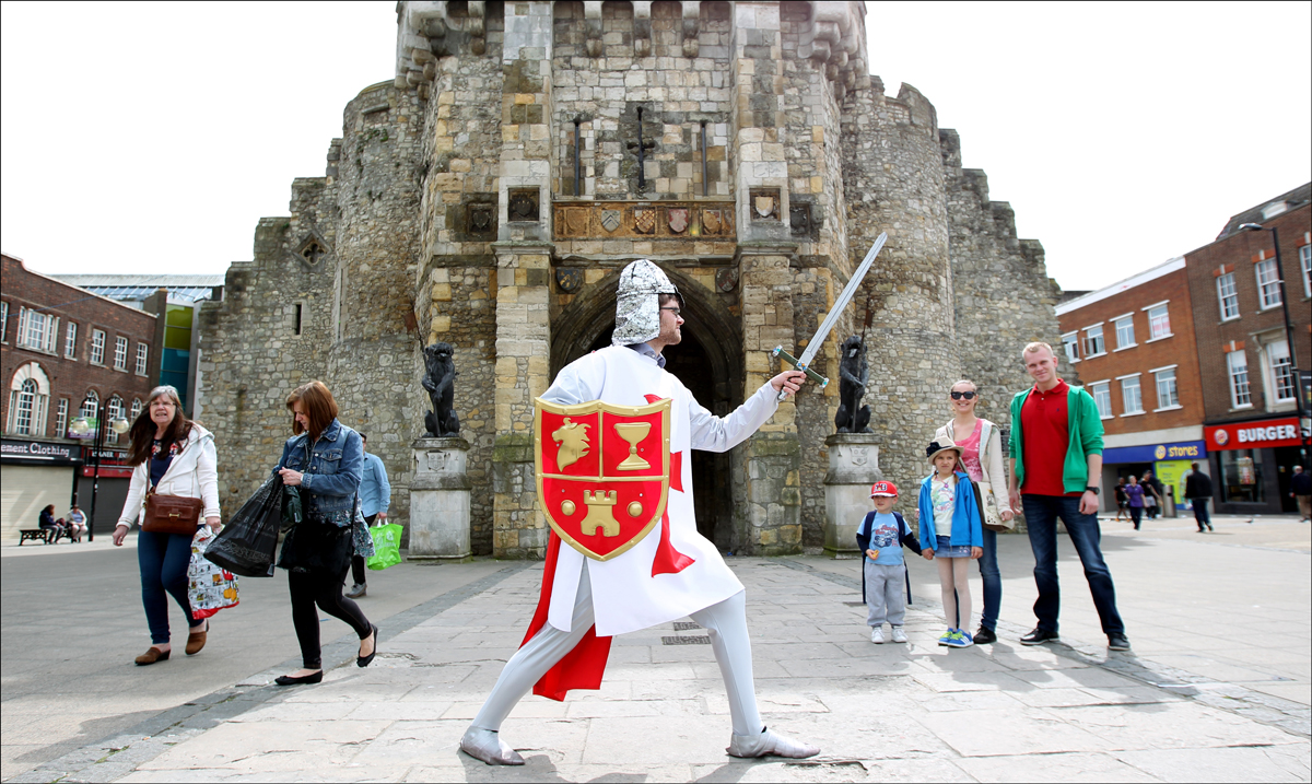 Communities have answered the rallying call for St George's Day