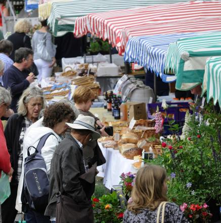 Market will return to town after four years