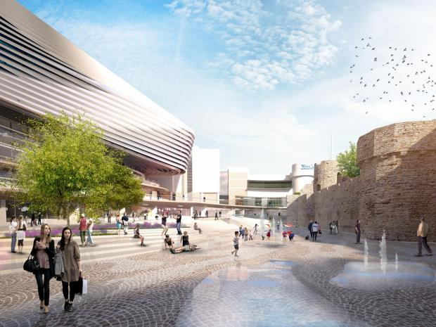 D-Day for £70 million city centre leisure complex in Southampton