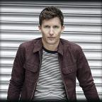 Daily Echo: COMMANDING LOYALTY: Ex-Army captain turned balladeer James Blunt.