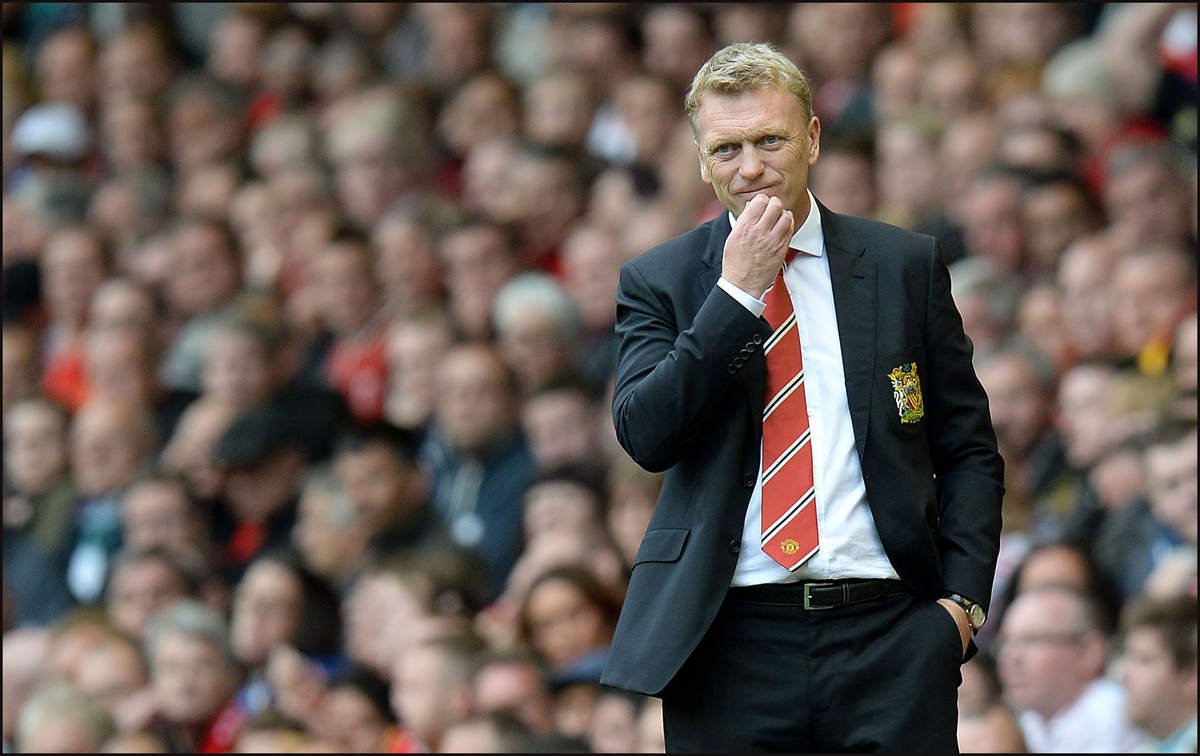 David Moyes has left Manchester United.
