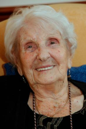 Dorothy's still enjoying life as she reaches 105