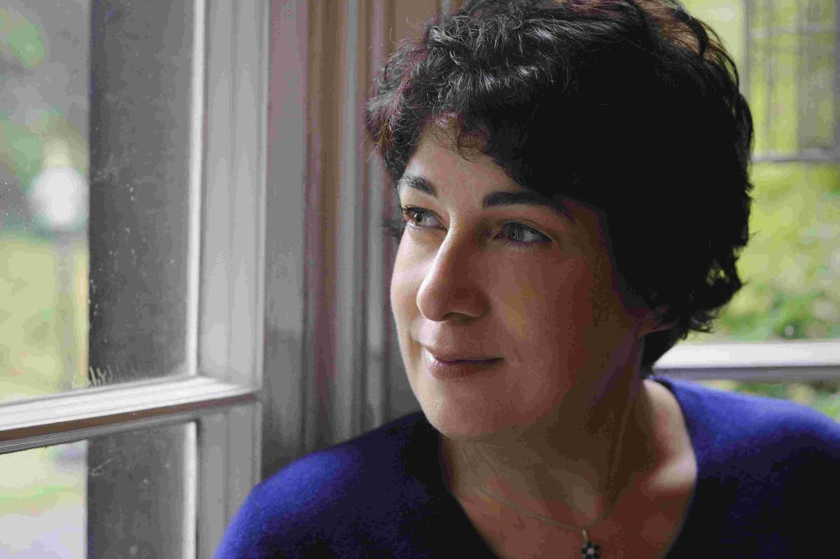 Chocolat author Joanne Harris will be th