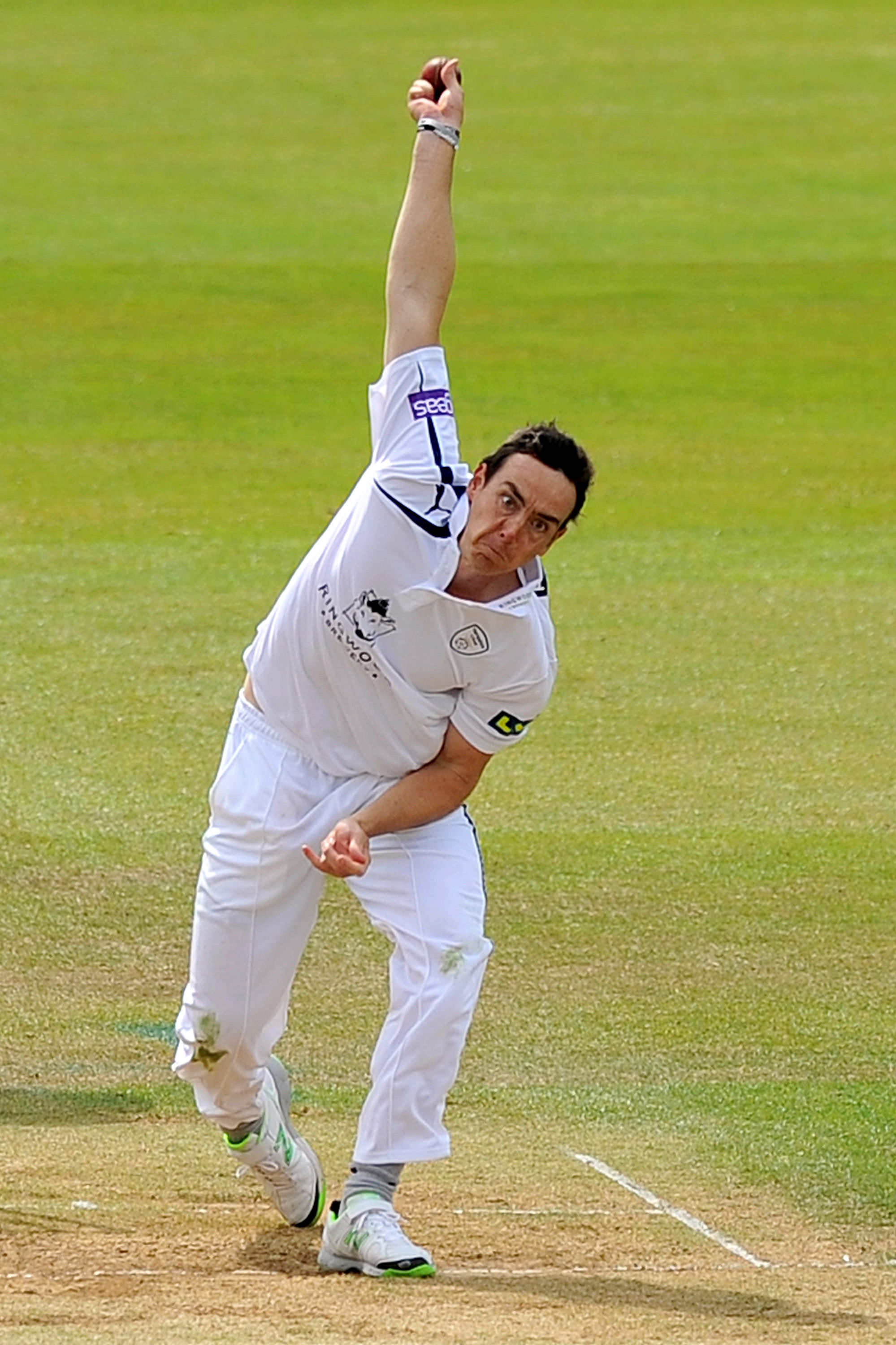 "Kyle Abbott: ""My best is yet to come."""