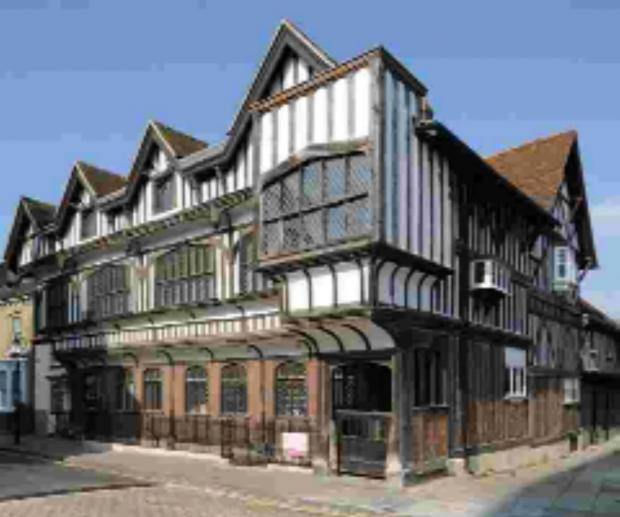 Baroque chamber music at Southampton's Tudor House