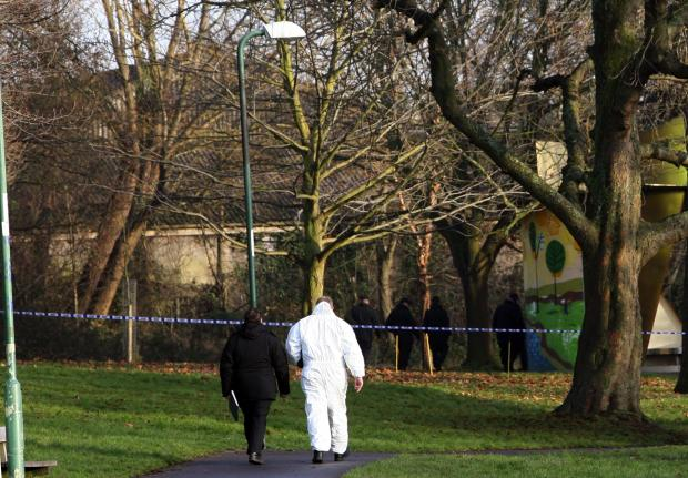 Manhunt stepped up for rapist who struck in Southampton park