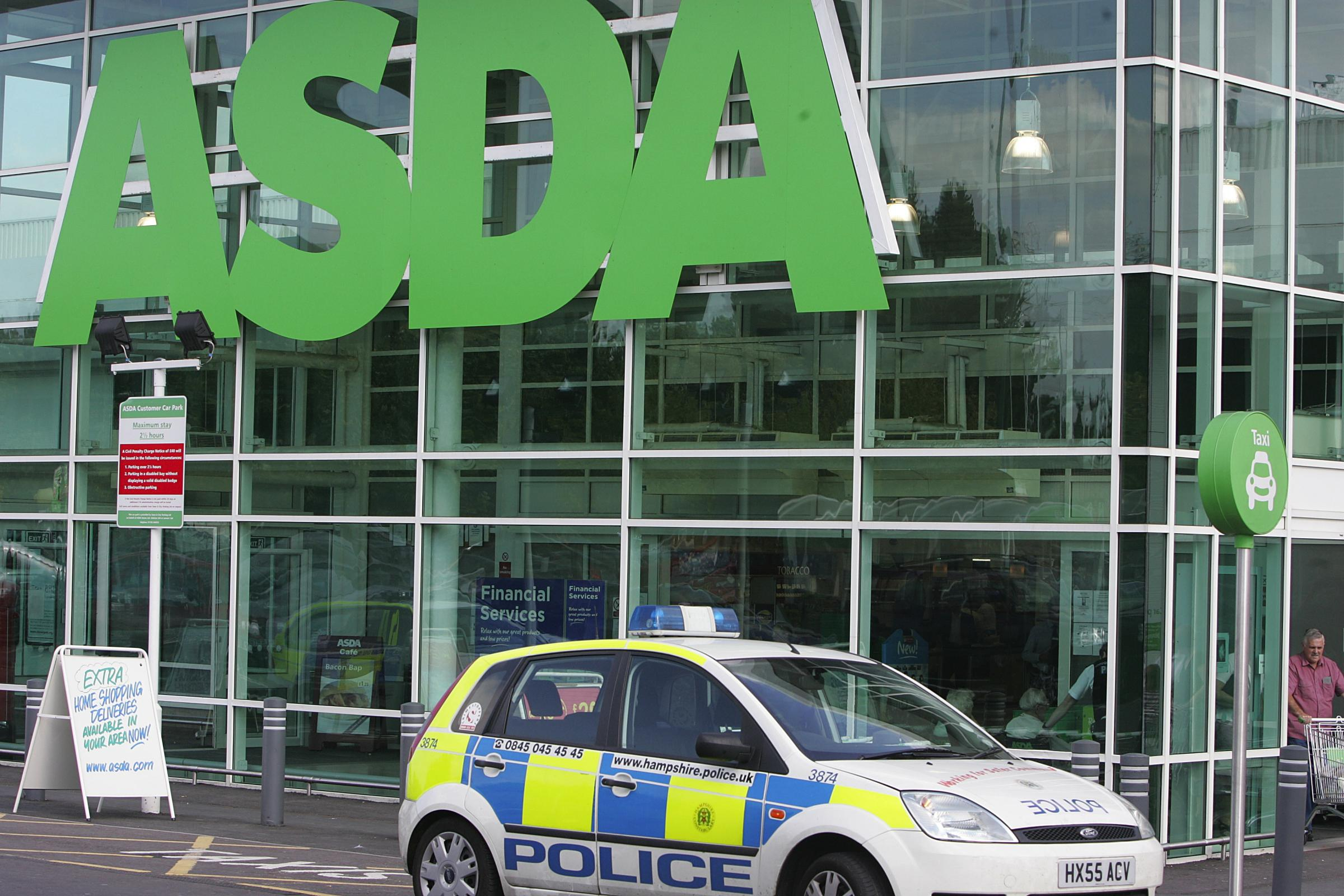 Jailed: Trusted ASDA worker who stole thousands of pounds worth of TVs