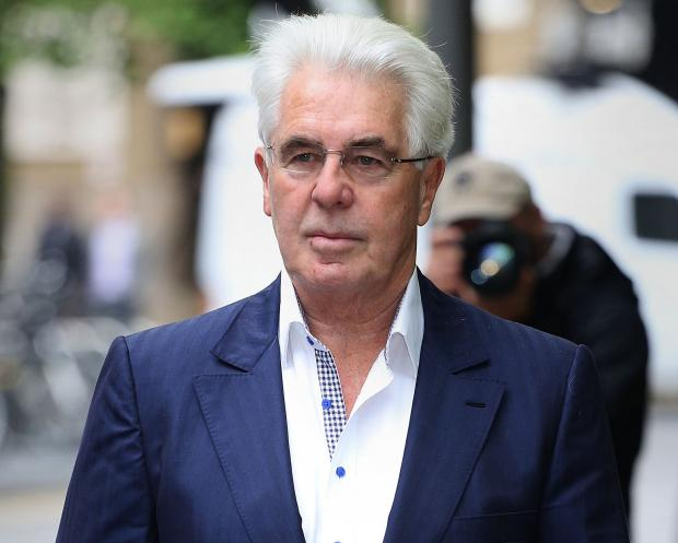 Max Clifford jailed for eight years