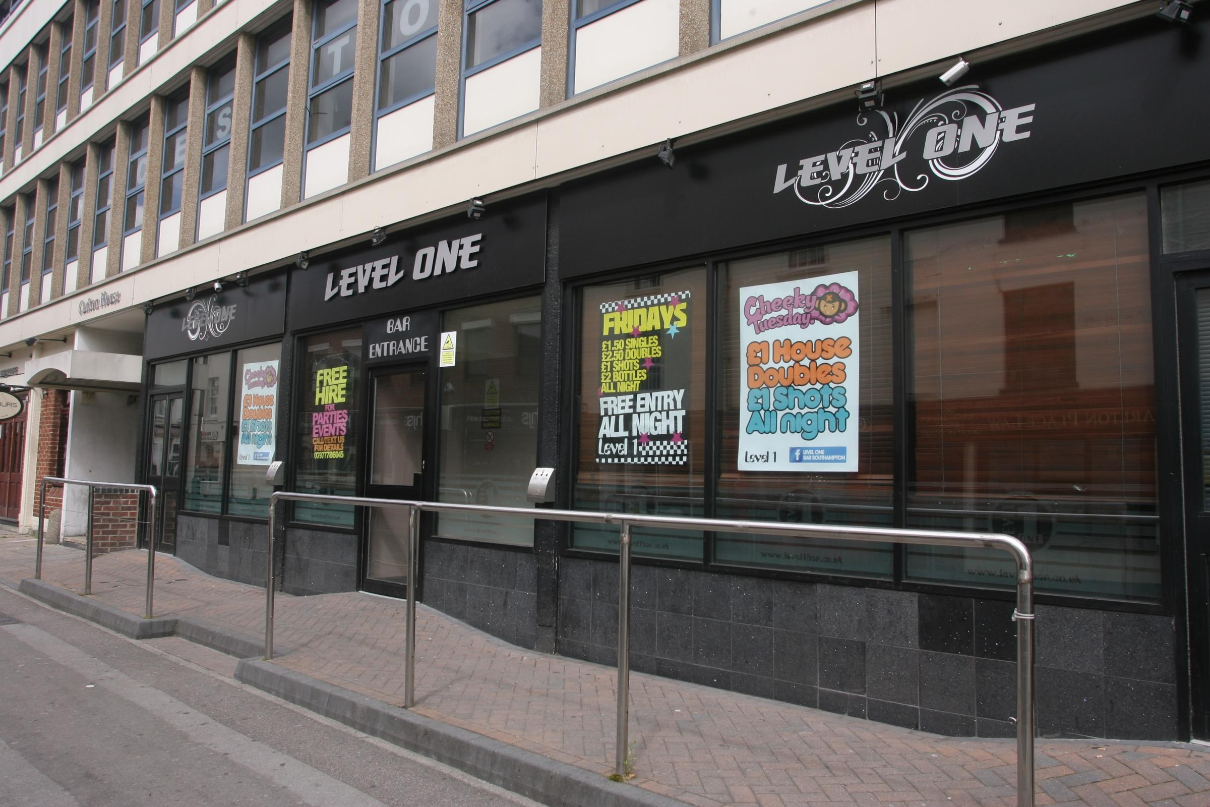 Southampton bar to be tuned into flats