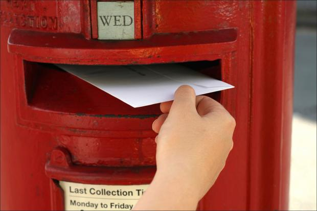 Hunt for gang targeting post boxes across Hampshire
