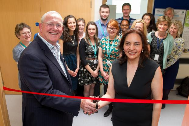 Mental health experts move into bigger and better centre