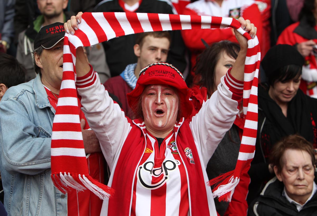 Southampton misses out of City of Football accolade