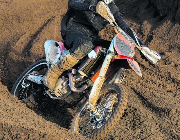Motocross tragedy teenager was hit by another bike after fall