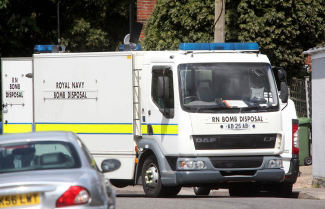 Woman arrested after bomb scare in Bitterne Park area of