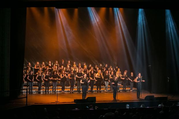 E-Minor Pop Academy appear in Dancing With Choirs