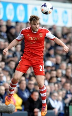 Manchester United in £34 million bid for Luke Shaw