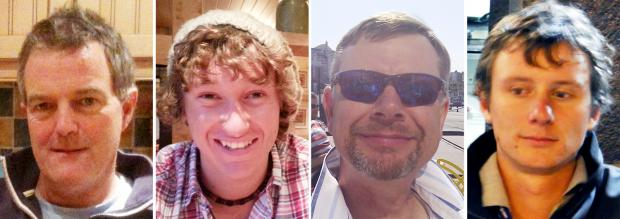 Search for missing sailors boosted, families told