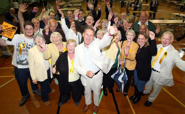 Daily Echo: Lib Dems fight offUKIP to tighten grip on Eastleigh