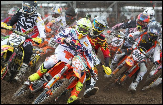 Crowds set to descend for Motocross event