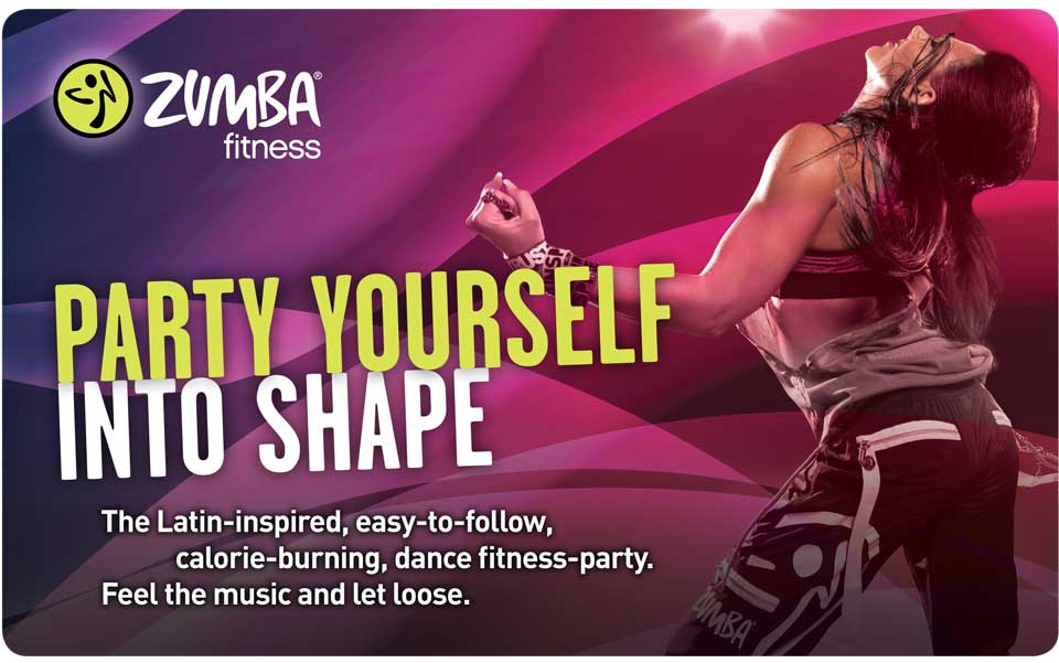Zumba Fitness with Hannah