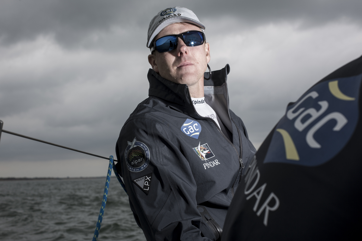 Williams chasing match racing record