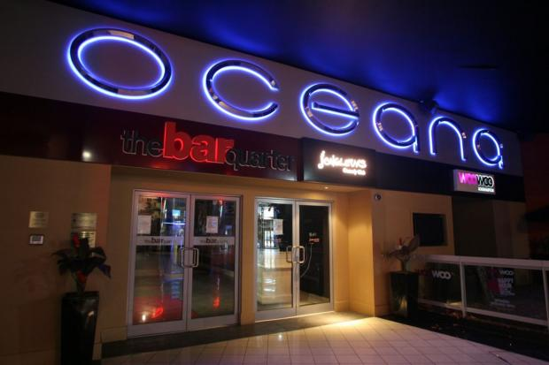 Daily Echo: Oceana in Southampton.